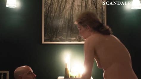 Rosamund Pike Naked Scene From A Private War On