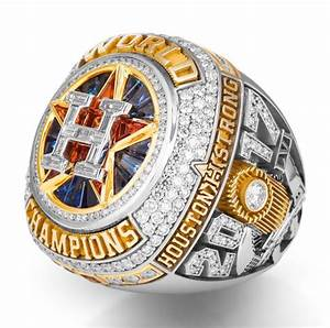 Astros' New Champ Bling Carries Story Of A Franchise - The ...