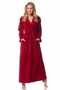 Morgenmantel Damen Günstig : bademantel damen extra lang rot morgenstern ~ Watch28wear.com Haus und Dekorationen