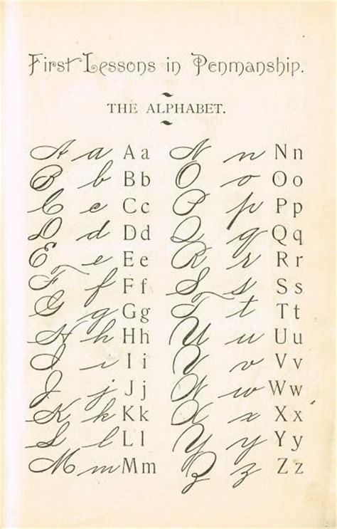 thisivyhouse typography alphabet school primer lettering