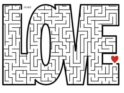 Maze Clipart Wedding Activity Book