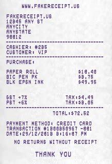top    receipt generator  create custom receipts