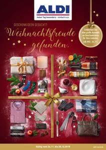 Aldi Prospekt Aktuell Zum Blättern : aldi nord weihnachtsmagazin 2018 onlineprospekt ~ Watch28wear.com Haus und Dekorationen
