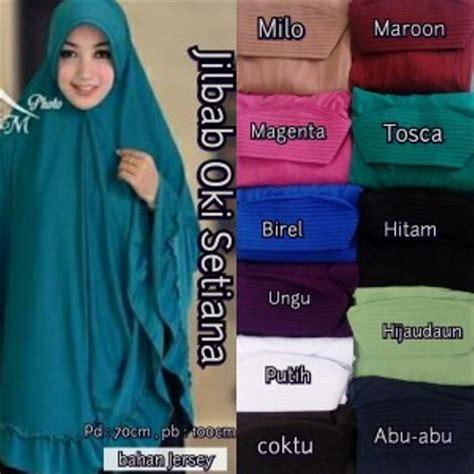 jilbab syari bahan jersey voal motif