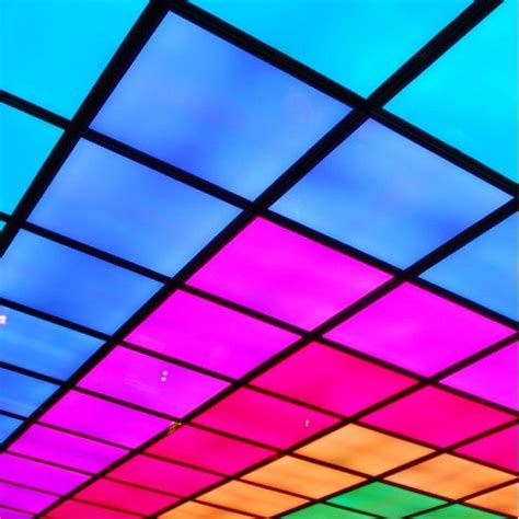 led panel rgb square lighting colours  xmm