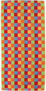 Cawö Handtücher Reduziert : handt cher caw lifestyle cubes mit bunten karos online kaufen otto ~ Markanthonyermac.com Haus und Dekorationen