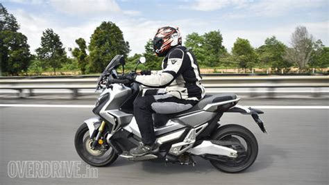 honda  adv  ride review overdrive