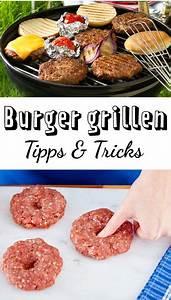 Hamburger Grillen Rezept : burger grillen so werden sie perfekt koken div burger grillen burger grillen rezept und ~ Watch28wear.com Haus und Dekorationen