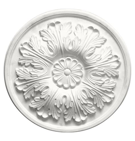 Small Plaster Ceiling Rose by 12 Small Acanthus Plaster Ceiling Rose 305mm
