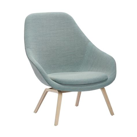 sitzkissen lounge sessel about a lounge chair aal93 sessel hay ambientedirect