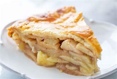 How To Make Apple Pie [with Video] Simplyrecipescom