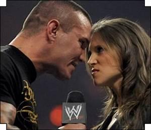 Stephanie Mcmahon and Randy Orton Icon by KasakuraxMaskai ...