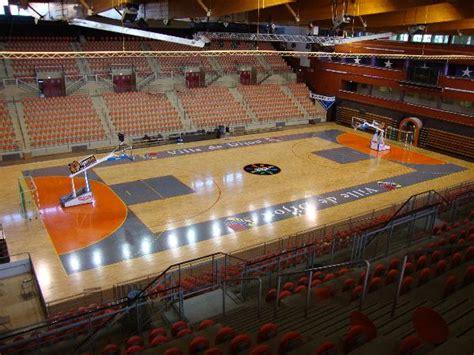 dijon palais des sports 4 600 basket pro a b