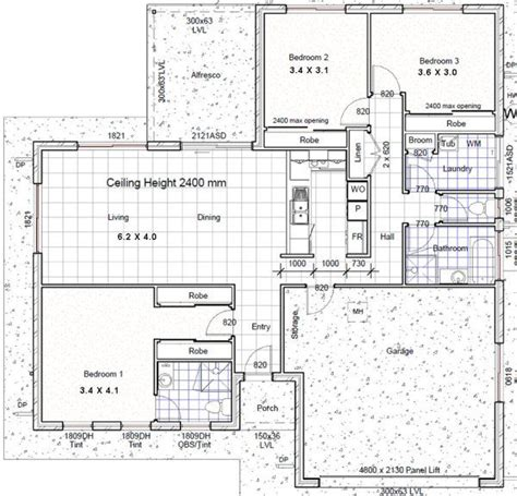 small house plans  bed  bath double garage garage house plans bedroom house plans