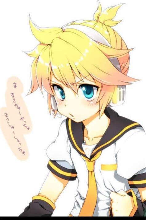 207 Best Images About Len And Rin On Pinterest  So Kawaii