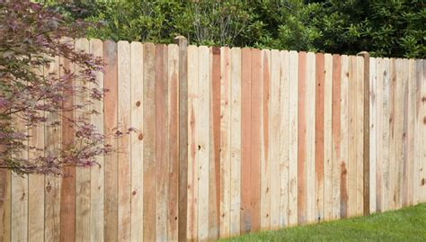 Diy Wood Privacy Fence Plans