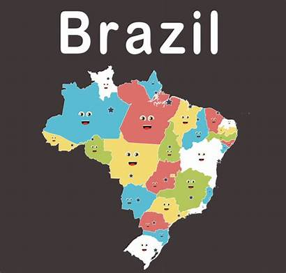 Coloring Brazil Sheet Sheets Learning Tube Posters