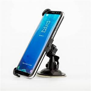 Car, Phone, Holder, Unique, Dedicated, Holder, For, Samsung, S8, Plus, 360, Degrees, Suction, Mount, Free