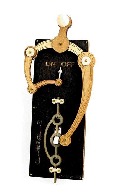 steampunk switch plates single toggle switch plate  black