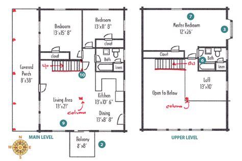 4 bedroom floor plans one how to customize a cabin floor plan