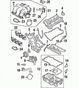 2008 Ford Fusion Engine Diagram