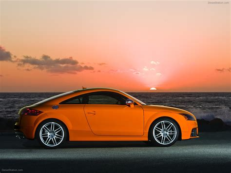Audi Tts Coupe And Roadster 2009 Exotic Car Image 04 Of