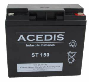 Batterie Agm Camping Car : batterie agm tanche 12v 18 ah acd st 150 gamme vo ~ Medecine-chirurgie-esthetiques.com Avis de Voitures