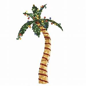 Shop Holiday Living 1-Piece 6-ft Palm Tree Outdoor