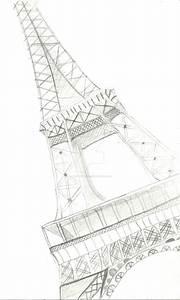 Eiffel Tower Doodle by moonlight662 on DeviantArt