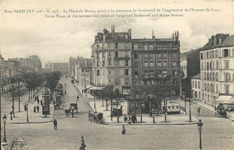 avenue du maine montparnasse 1900 l avenue du maine unplugged