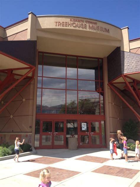 Treehouse Children's Museum  Museums  Ogden, Ut Yelp