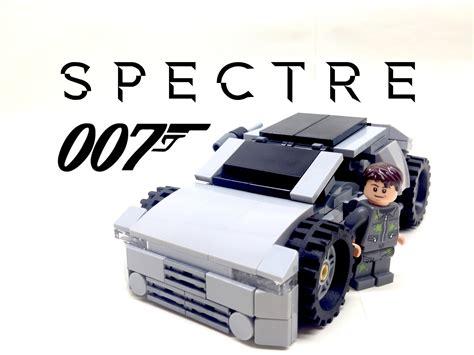 Lego James Bond Spectre Aston Martin Db10 Moc 29 Youtube
