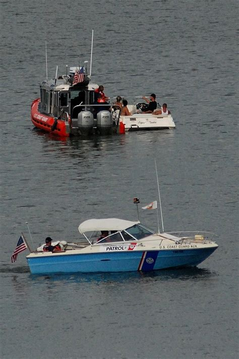 Auxiliary Boat by Part Of Coast Guard Auxiliary Northern Kentucky S