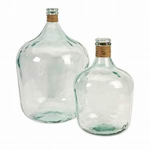 Boccioni, Recycled, Glass, Jugs