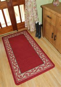 Machine-Washable Kitchen Area Rugs