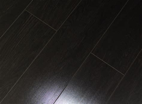 black laminate wood black ash v groove laminate flooring
