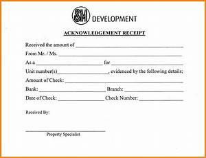 10+ acknowledgement receipt of payment formal buisness letter