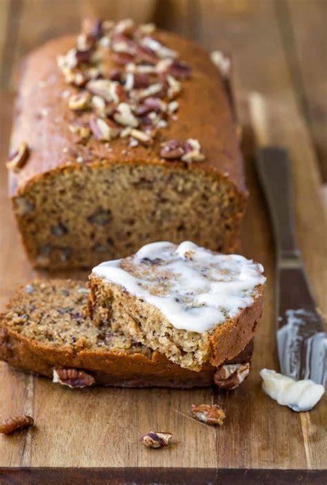 banana nut bread recipe  heart eating