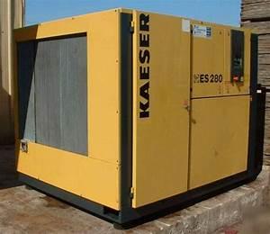 Kaeser Es280 220hp Air Compressor