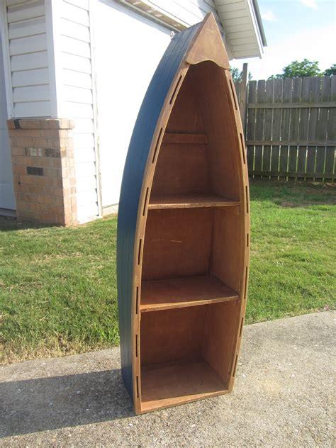 build  boat bookshelf easy craft ideas