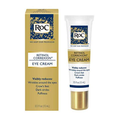 Amazon.com: RoC Retinol Correxion Anti-Aging Eye Cream