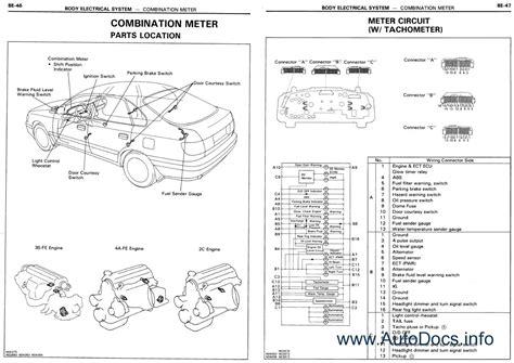 toyota corona carina  repair manual order