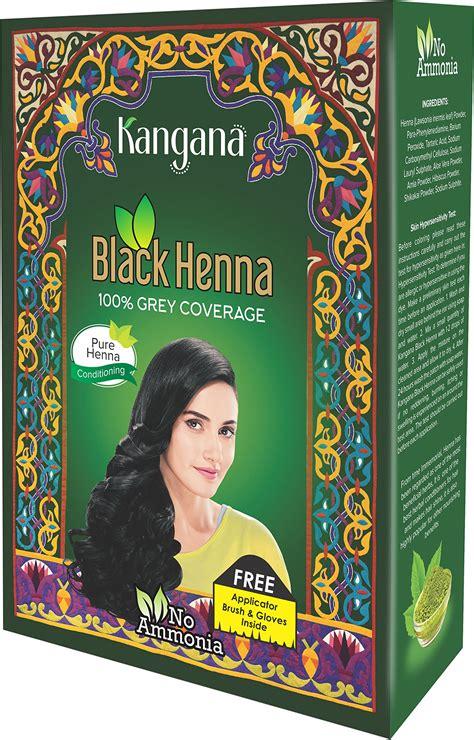Hannah Natural 100 Chemical Free Hair Dye