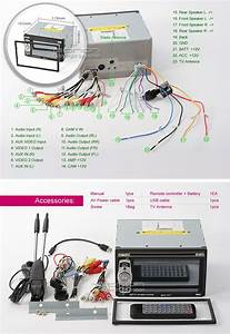 Wiring Diagram  11 2005 Chevy Trailblazer Stereo Wiring