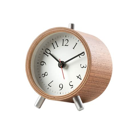 diamantini domeniconi buy diamantini domeniconi normal alarm clock walnut amara