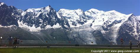 cine du mont blanc mon cross du mont blanc 2011 greg runner