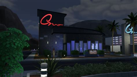 there s no quot real quot nightclub in the sims 4 so i ve tried to create my own thesims