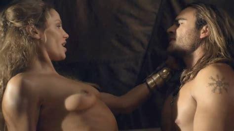 Ellen Hollman Nude Sex Scene In Spartacus Free Video