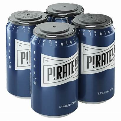Pirate Ale Pale 355ml Beer Cans Brewing