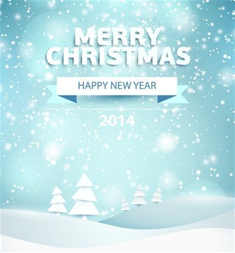 The downloaded files will not include watermarks. Free Merry Christmas and Happy New Year 2014 Background ...